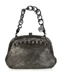 Thomas Wylde | Gray Menace Special Studded Leather Bag | Lyst