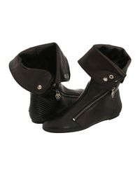 Alexander McQueen | Black Faithful Skull Ankle Boots | Lyst