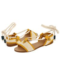 See By Chloé - Natural Leather Sandals - Lyst