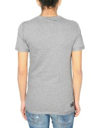 Dolce & Gabbana - Gray Kim Basinger Print Jersey T-shirt - Lyst