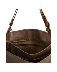 Lanvin - Brown Maisha Bag - Lyst