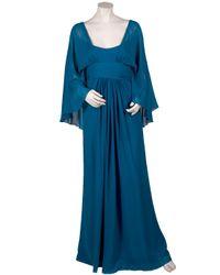 Eastland - Royal Blue Kaftan Gown - Lyst
