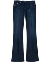 Rock & Republic - Blue Kurt Bootcut Jeans - Lyst