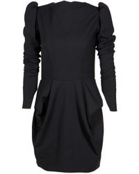 Willow | Black The Eclipse Dress | Lyst