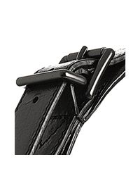 Givenchy - Black Pandora Box Snake-skin Shoulder Bag - Lyst