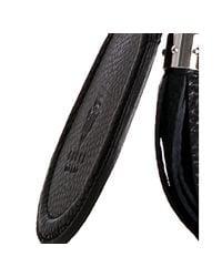 Gucci | Black Leather Techno Horsebit Medium Hobo | Lyst