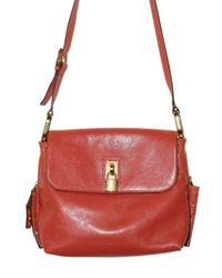 Marc Jacobs | Brown Paradise Vera Shoulder Bag | Lyst