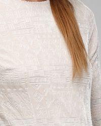 Dolce Vita | Natural Velvet Dress | Lyst