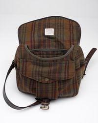 Filson   Green Hawthorne Wool Field Bag   Lyst