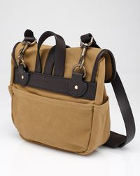 Filson - Brown Small Field Bag - Lyst