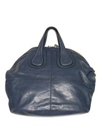 Givenchy - Blue Nightingale Bag - Lyst