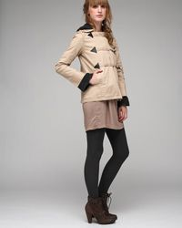 Tulle - Green Toggle Jacket - Lyst