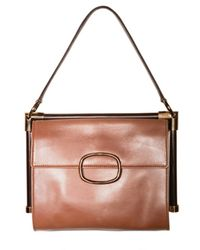 Roger Vivier | Brown Miss Viv Small Top Handle | Lyst