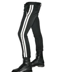 Balmain | Black Smoking Trouser for Men | Lyst