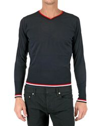 Black Fleece By Brooks Brothers | Blue Bottom Striped Sweater for Men | Lyst