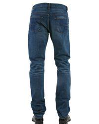 Dior Homme   Blue 19 Cm Dvd-101 Used Denim Jeans for Men   Lyst