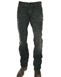 Dolce & Gabbana | Black Grey Green Regular Denim Jeans for Men | Lyst
