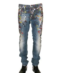 DSquared² | Blue Picasso Cool Guy Denim Jeans for Men | Lyst