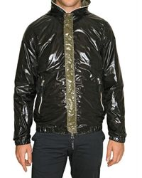 Duvetica | Black Arione Nylon Sport Jacket for Men | Lyst