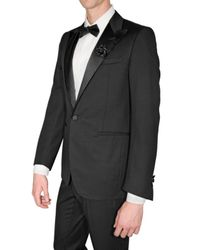 Lanvin | Black Smoking Suit for Men | Lyst