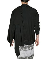 Pleasure Principle | Black Jersey Sweater for Men | Lyst