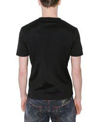 Raf Simons - Black Einzel Ganger Jersey T-shirt for Men - Lyst