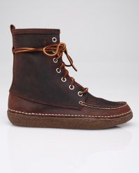 Seavees | Brown 7 Eye Trail Boot for Men | Lyst