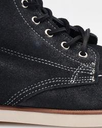 Sebago - Black Fairhaven Boot for Men - Lyst