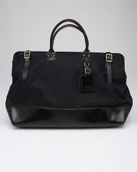 Billykirk | Black Waxed Large Carry All for Men | Lyst