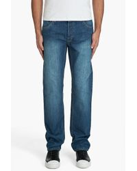 Cheap Monday | Blue Five Acid Scraping Jeans for Men | Lyst