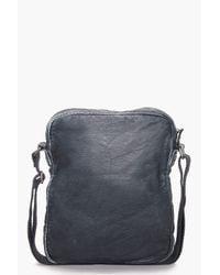 DIESEL - Blue Taurus Bag for Men - Lyst