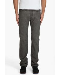DIESEL - Gray Viker-r-box 8t3 Jeans for Men - Lyst