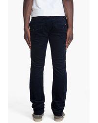 DIESEL - Blue Cig-one Pants for Men - Lyst