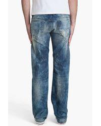 DIESEL - Blue Viker-r-box 8n1 Jeans for Men - Lyst