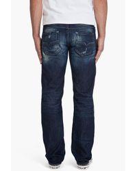DIESEL - Blue Larkee 8ym Jeans for Men - Lyst