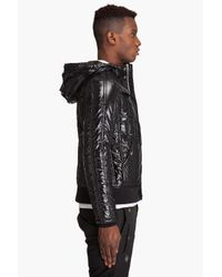 G-Star RAW | Black New Colorado Quilted Bomber for Men | Lyst