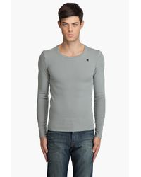 G-Star RAW | Gray Correct Laurent R T T-shirt for Men | Lyst