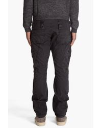 G-Star RAW - Black Scorpion Tapered Cargo Pants for Men - Lyst