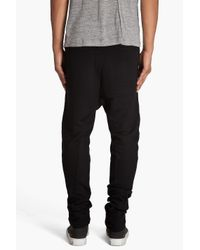 Superfine - Black Syd Sweatpants for Men - Lyst