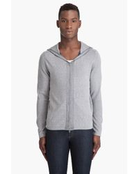 Theory - Gray Drake Vibration Sweater for Men - Lyst