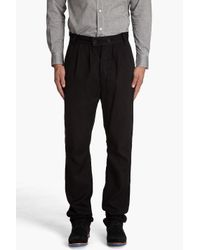 Tim Hamilton | Black Slouch Chino for Men | Lyst