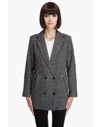 Cheap Monday | Black Lindsay Coat | Lyst