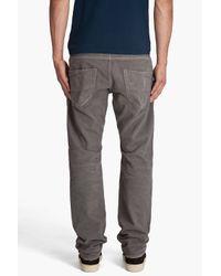DIESEL - Gray Krooley Jeans for Men - Lyst