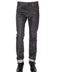 Dior Homme | Blue 19cm Brut Denim Jeans for Men | Lyst