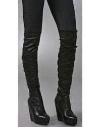 Elizabeth and James | Black Elizabeth and James E-stare Boot | Lyst