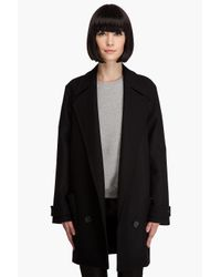 Hussein Chalayan | Black Station Pocket Coat | Lyst