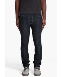 Levi's | Blue Levi's Line 8 519 Jeans Super Skinny Indigo for Men | Lyst