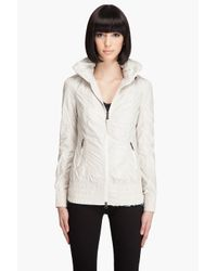 Mackage | White Evelyn Jacket | Lyst