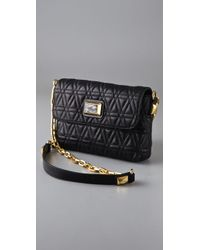 Marc By Marc Jacobs - Black Party Foret Cosmo Cross Body Bag - Lyst