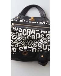 Marc By Marc Jacobs | Black Totally Turnlock Lucy Tote | Lyst